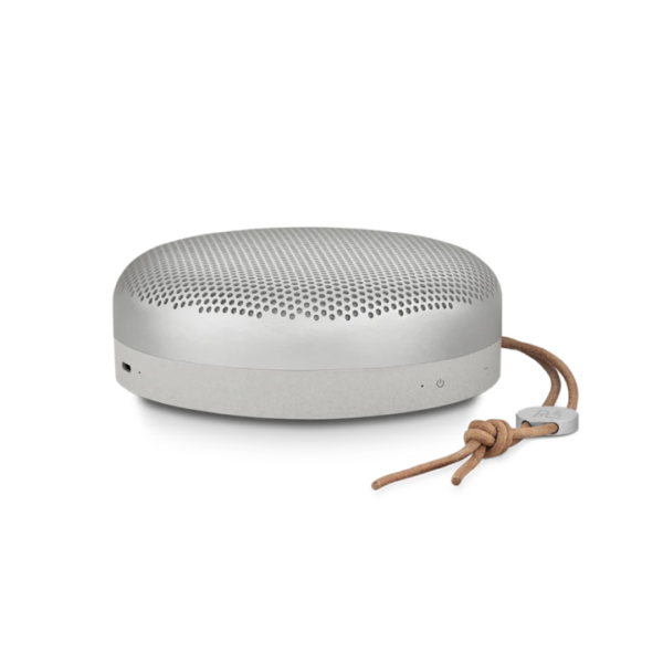 Beoplay A1 Speaker - Natural Brushed
