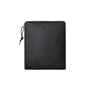 A bag for your headphones Black Leather (Compatible with All Headphones) - Technoliving - Bang & Olufsen